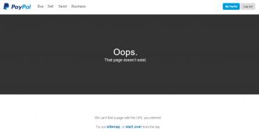 PayPal Security Key? Aktuálně jenom 404