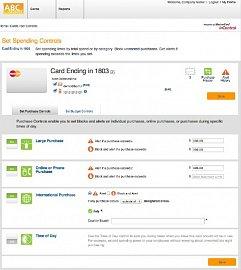 Aplikace InControl od MasterCard pro monitoring a správu předplacených business karet.