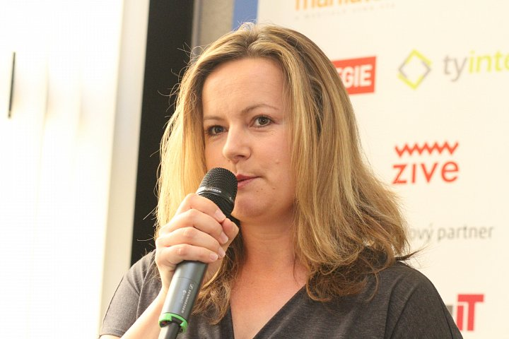 Barbora Wagnerov, Managing Director, Symblaze