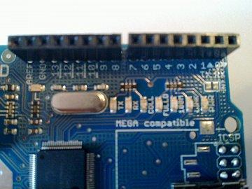 Nová verze Ethernet Shieldu