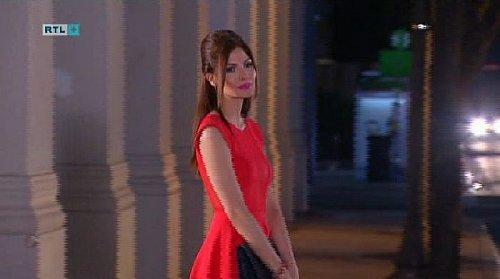 Ukázka z vysílání maďarské stanice RTL+