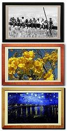 i-Frame Home2: různé varianty.
