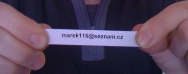 Cyklosoutěž 2009 - 2. cena