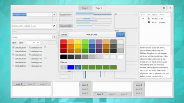 Adwaita: nový výchozí vzhled GNOME 3.14