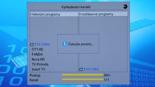Seznam programů šířených v rámci multiplexu 4 k 27. září 2012