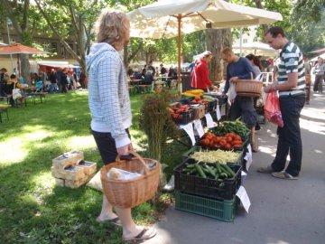 Karlínské farmářské trhy