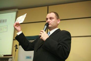 Dalibor Chvátal, šéfredaktor serveru Měšec.cz