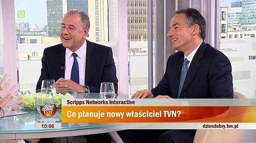 Nadpoloviční prodej skupiny TVN je pro její kanály aktuálně tématem číslo jedna. Promítl se i do vysílání stanic TVN, TVN 24 a TVN24 Biznes i Swiat.