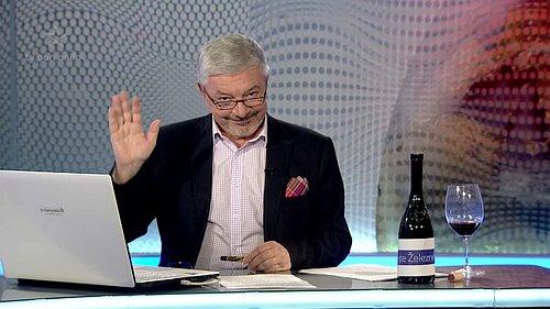 Rozloučení někdejšího generálního ředitele televize Barrandov v posledním vydání pořadu Volejte Železnému