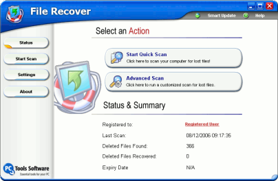 File Recover 8