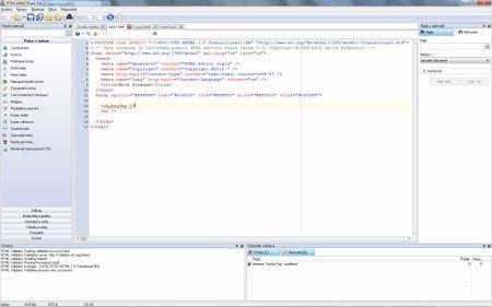 HTML editor Yugie