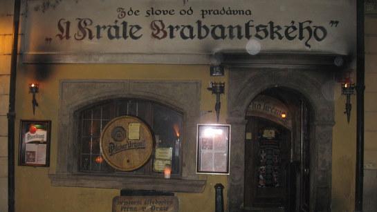 Gurmán Krčma krále Brabantského 5