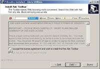 NEinstalace Ask Toolbar