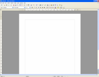OpenOffice.org - okno editoru Writer