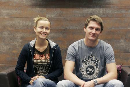 BDP: Monika a Tomáš