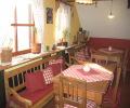 Pohled na Babiccinu kavarnu