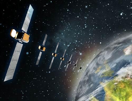 Družice Astra