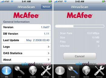 McAffe Antivirus