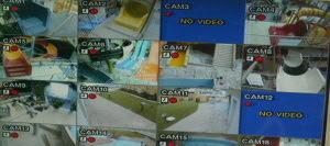 Aquapalace kamery