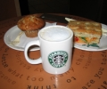 Starbucks jídlo 2 small