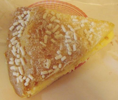 Saint Tropez koláč