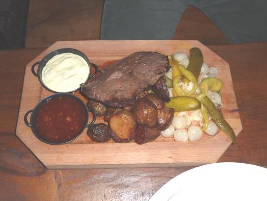 mlyn steak