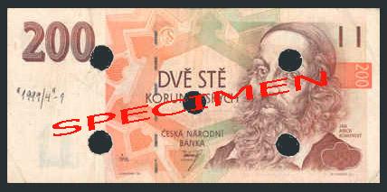 Poškozené bankovky 8