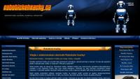 E-shop Robotické hračky