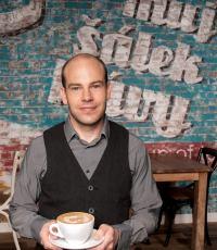Roland Lodr Můj šálek kávy