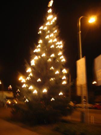 Vánoční strom od Daniela Morávka