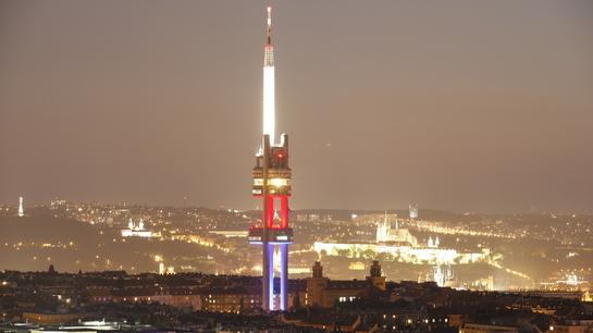 Gurmán - Žižkovská věž 1