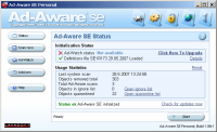 Ad-aware SE - základ