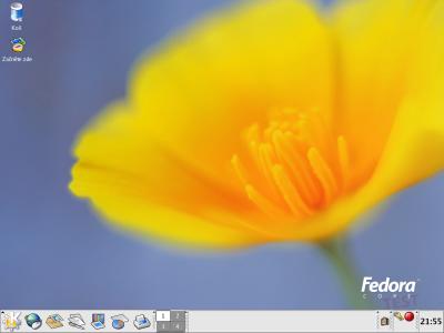 Prostredi KDE