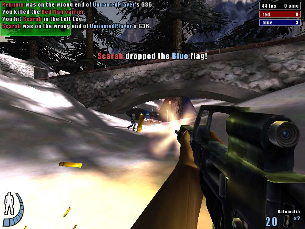 Urban Terror Quake 3 Arena mod strzelaniny fps first perspective shooters Quake III mods files pobierz download  games gry