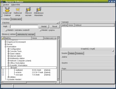 Správce softwaru