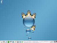 SlackLive - KDE