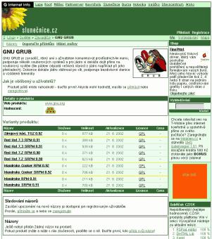 linuxová slunečnice