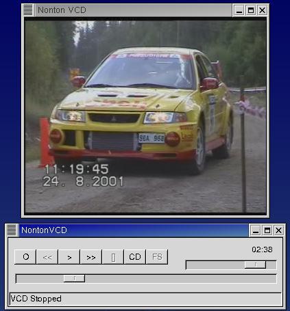 Nonton VCD, obrázek