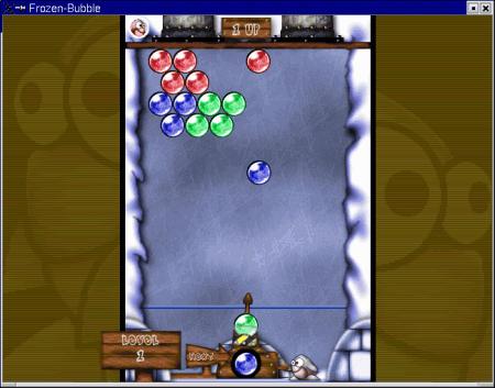 Screenshot Frozen-Bubble