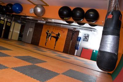Delroys Gym 05