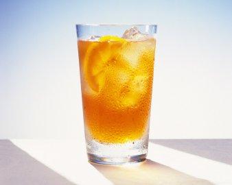 ice tea, nápoj