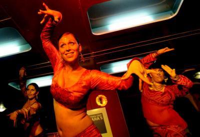 orientální tanečnice - 03