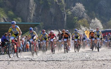 cyklistický závod 2