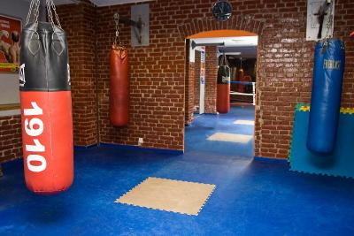 Delroys Gym 06