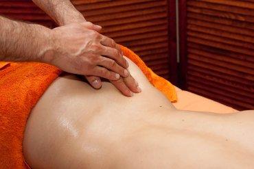 masáž zad 02