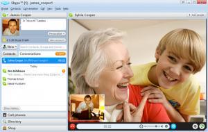 Skype 7.18.0.111 - náhled