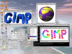 GIMP pro Windows