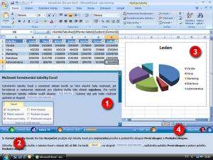 Edu-learning pro MS Office Word, Excel a PowerPoint 2007 - náhled