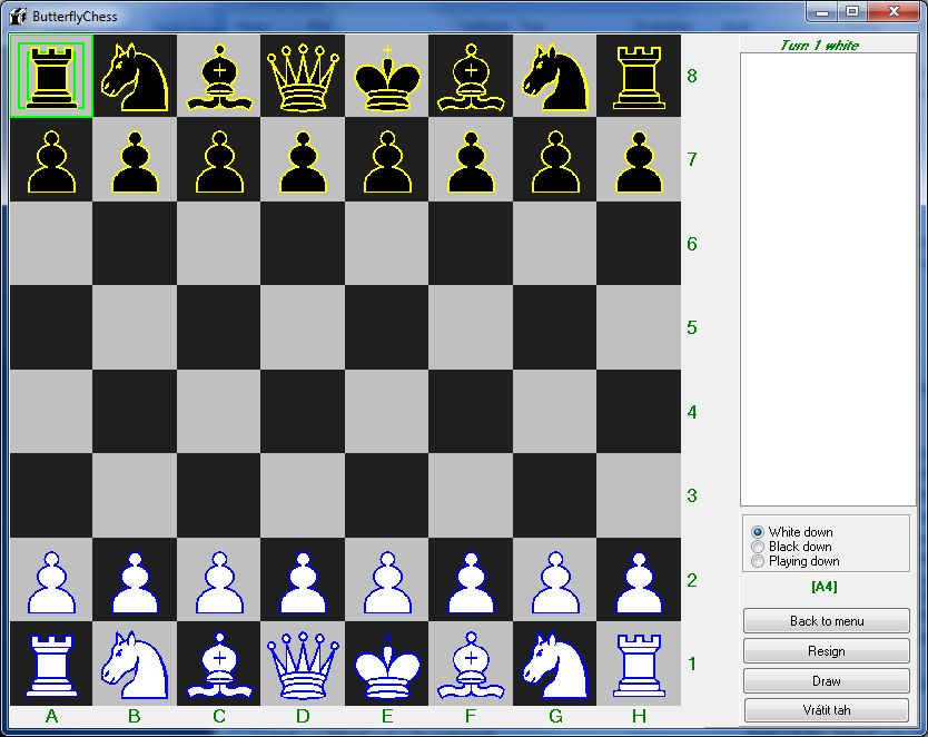 Butterflychess (šachová hra)