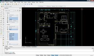 DraftSight V1 R5 - náhled